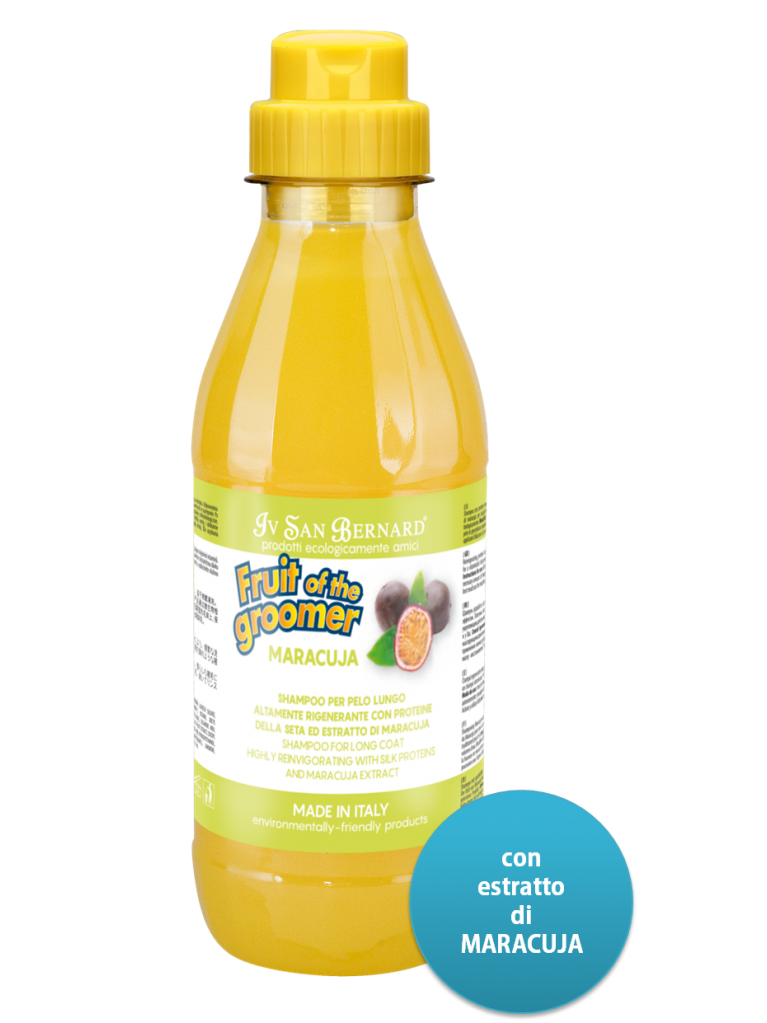 Shampoo Maracuja - 500 ml