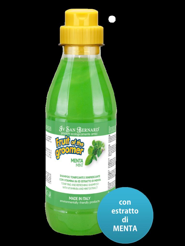 Shampoo Menta - 500 ml
