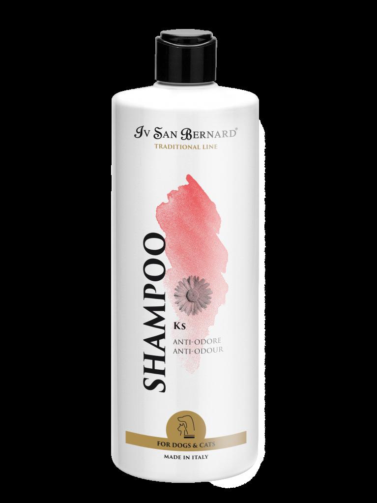 Shampoo KS Antiodore - 500 ml